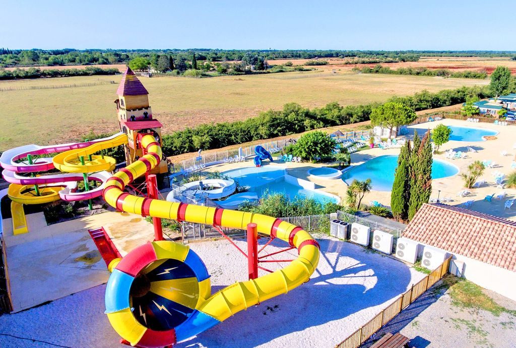 9km From The Beaches And 3.5 Km From Aigues Mortes