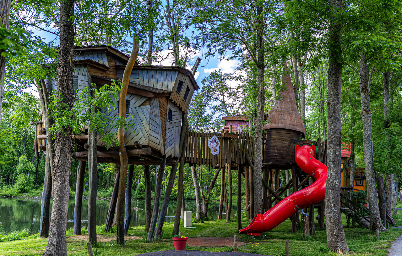 Fredland, Campsite Paris area - Paris area - Capfun