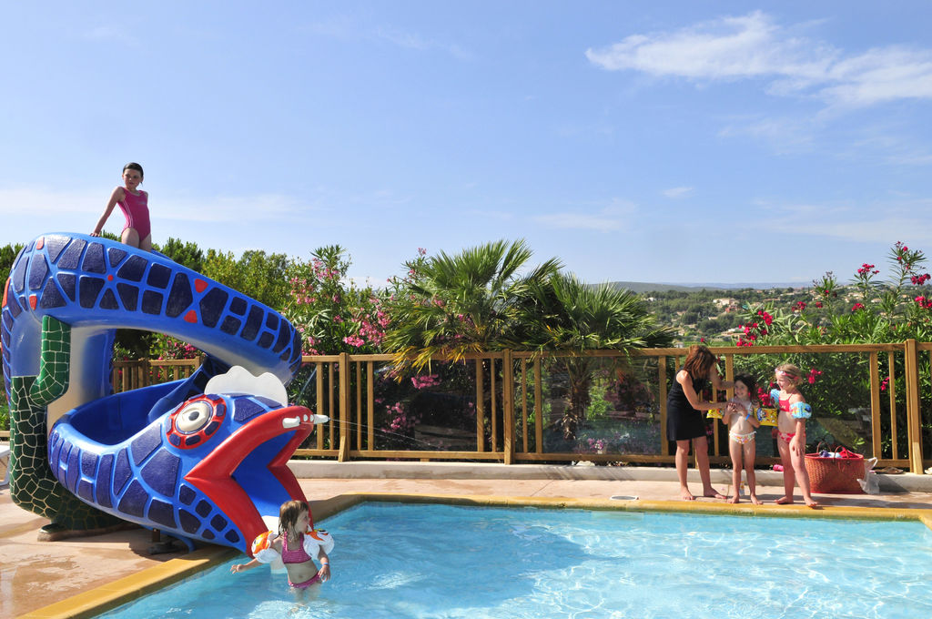 Le Grand Large, Campsite Brittany - D�partements